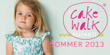 Cakewalk kids fashion summer of 2013. With the motto: Girly Spirit.