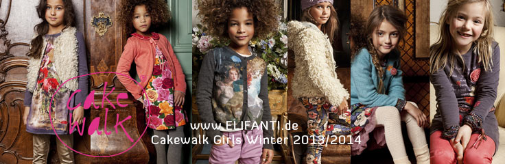 Cakewalk Winter 2014 für Kids