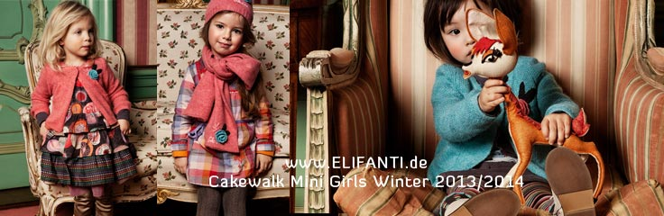 Cakewalk Winter 2014 Minis für Kids
