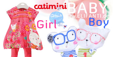 Catimini Baby Girls und Boys