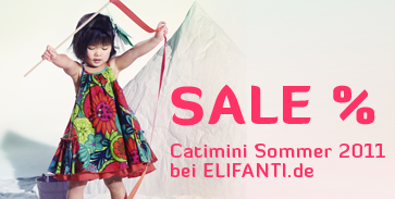 Catimini Sommer 2011 Mini Girl Sale