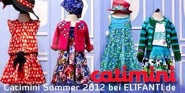 Catimini Sommer 2012 Kid Girl