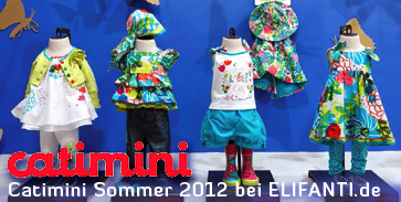 Catimini Sommer 2012 Mini Girl