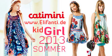 Catimini summer 2013 kid girl