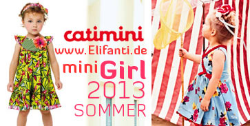 Catimini summer 2013 mini girl