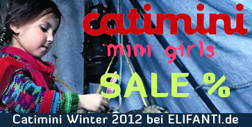 Catimini Winter 2011 2012 Mini Girl Sale