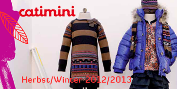 Catimini Herbst Winter 2012 2013 Kid Girl