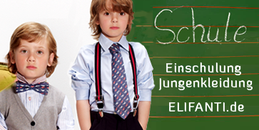 Enrollment boys – children's clothing