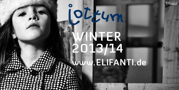 Jottum mini girl's fashion winter 2013 2014