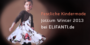 Jottum kids girl's fashion for winter 2012 2013