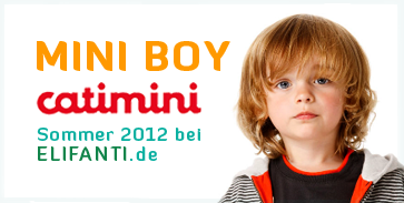 Catimini Sommer 2012 Mini Boy