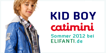 Catimini Sommer 2012 Kid Boy