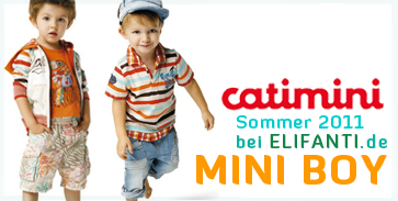 Catimini Sommer 2011 Mini Boy Sale