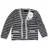 IKKS Junior Girl Cardigan Tricot in Marine
