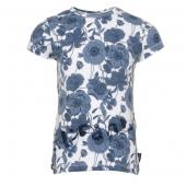 Jottum T-Shirt Narla Top in Blue Tempe