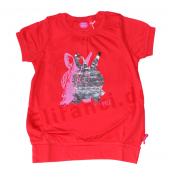 Cakewalk T-Shirt mit Hase Red Velvet