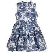 Jottum dress Kleid Soesje Blue Tempe