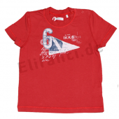 IKKS Junior T-Shirt Rouge Rot