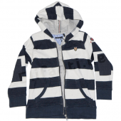 IKKS Junior Cardigan gestreift Marine
