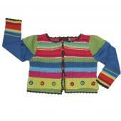 Catimini Cardigan Strickjacke mini farbig