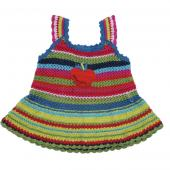 Catimini Top Strickoberteil mini farbig