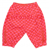 Oilily bequeme Hose Polly Blumchen Pink