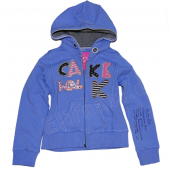 Cakewalk coole Sweatjacke Cardi Blue Navy