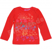 Cakewalk LA-Shirt Kandy Red Poppy Rot