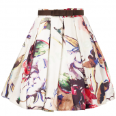 Jottum Rock Skirt Tina Regal off White Weiß