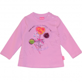 Pampolina LA-Shirt lollipop orchid Rosa
