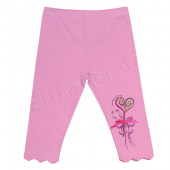 Pampolina bequeme Leggings orchid Rosa