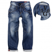 Vingino Boys coole Jeans Ralph denim Blau