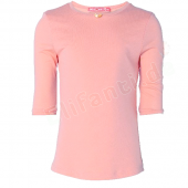 Muy Malo basic LA t-shirt strawberry pink