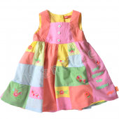 Oilily tolles Kleid Djizzle dress cambric Pink