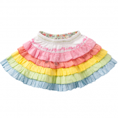 Oilily Rock Sissi Skirt Volants multi colour