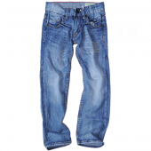 Vingino Boys coole Jeans Rufo denim Blau