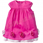 Jottum Kleid Snits Dress Blumen Rosa