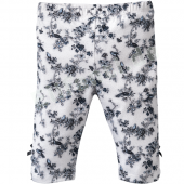 Jottum Leggings Hillie Flower Weiß
