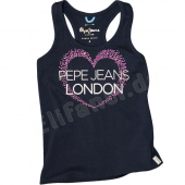 Pepe Jeans Top Gabriella Sailor Blau