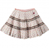 Cakewalk Rock Tammy Skirt Soft Rose