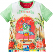 Oilily Jungen 2013 T-Shirt To Vogel Farbig