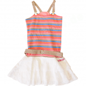 Muy Malo Sommer 2013 Kleid stripe Farbig