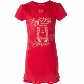 Muy Malo Sommer 2013 bequemes Kleid Rot