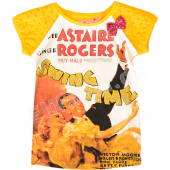 Muy Malo Sommer 2013 T-Shirt Astaire Gelb