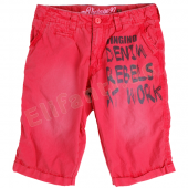 Vingino Boys Capri chino Short Keifer red Rot