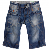 Vingino Boys coole Capri Zosimo denim Blau
