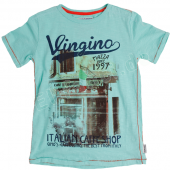 Vingino Boys T-Shirt Jim mint Green Grün