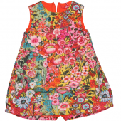 Oilily Kleid Djentle Dress sea of Flowers Bunt