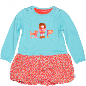 Oilily bequemes Kleid Tracy Dress Türkis