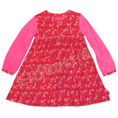 Oilily bequemes Kleid Dude Flower Pink Rot
